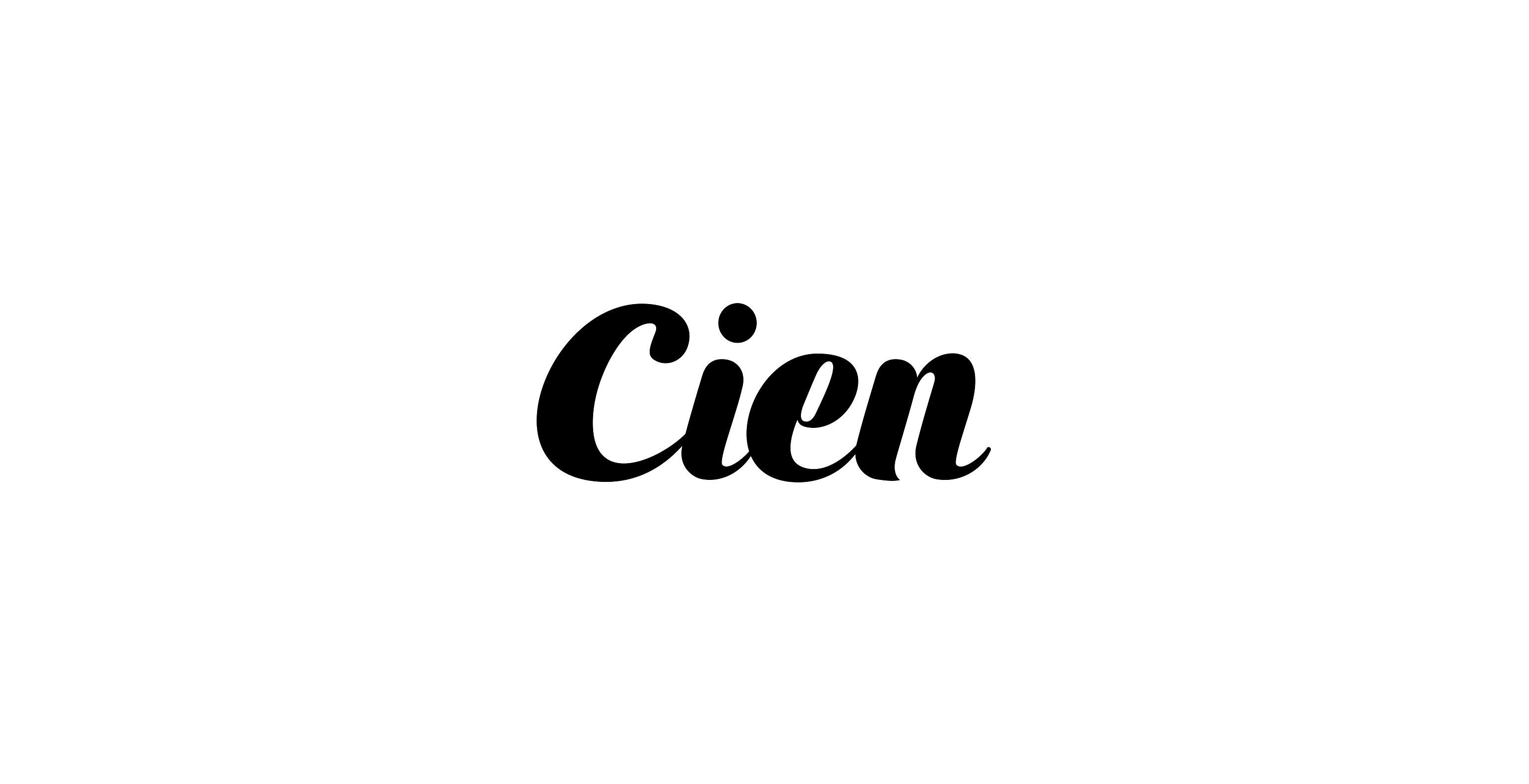 Cien B&N