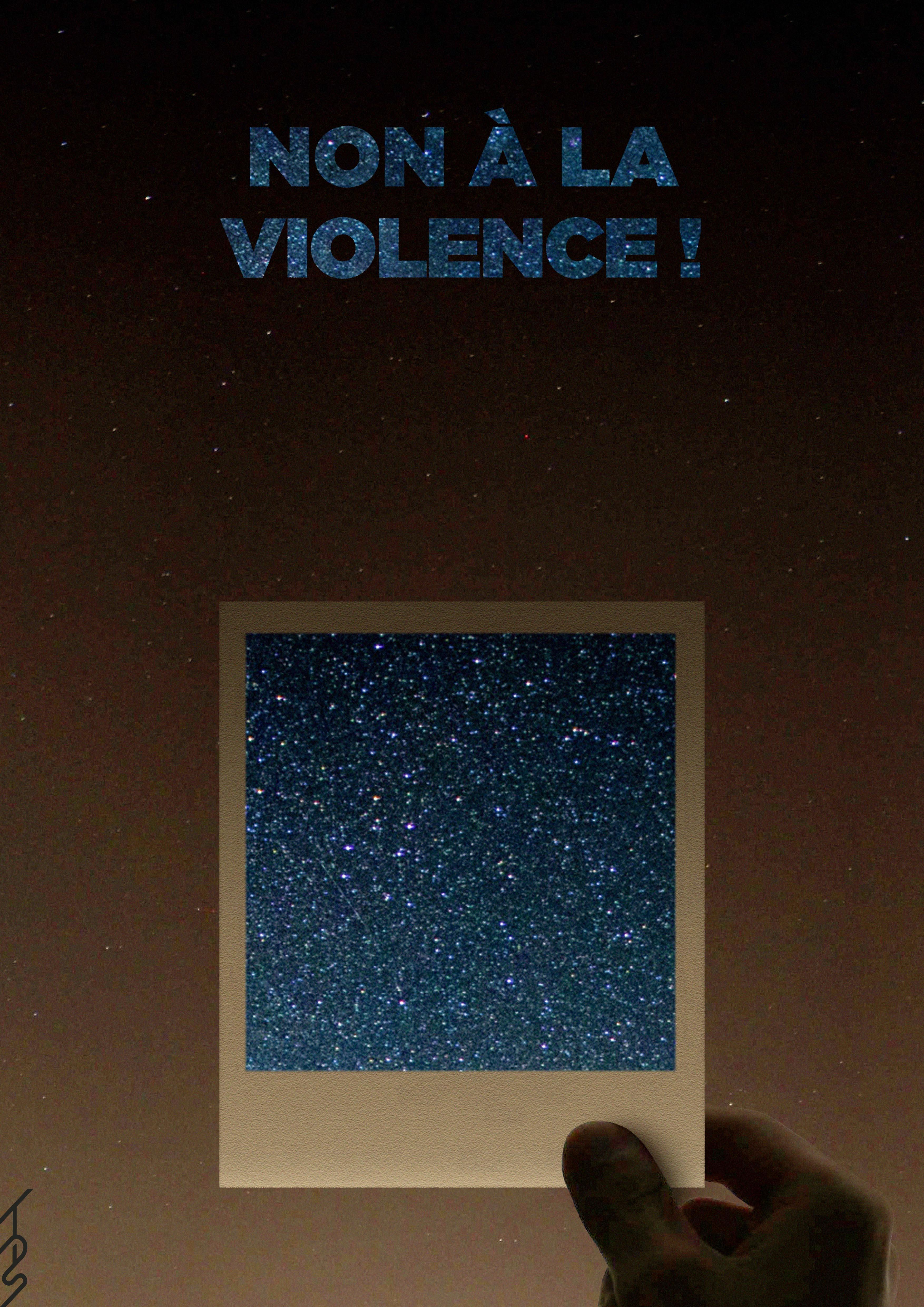 NON À LA VIOLENCE!