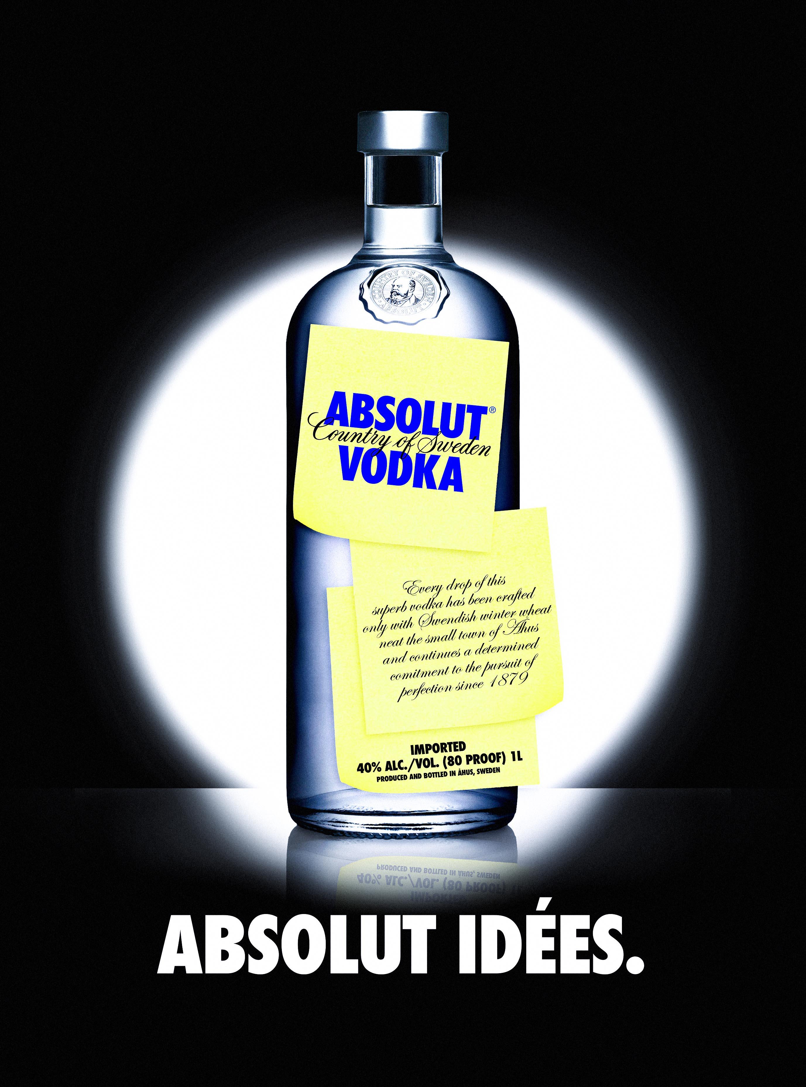 Absolut Idées.
